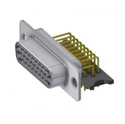 HD-D26SYC/2-DELTRON D-Sub high-density socket 26P SPQ:48