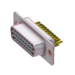 HD-D26SZ/2-DELTRON D-Sub Socket 26 High Density QC2 SPQ:66