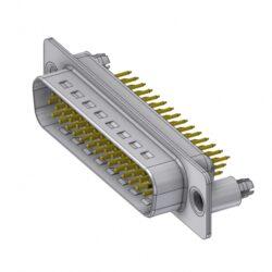 HD-D44PY/2M86UN-DELTRON D-Sub high-density plug 44P SPQ:44