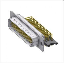 HD-D44PYC/2-DELTRON D-Sub high-density plug 44P SPQ:32