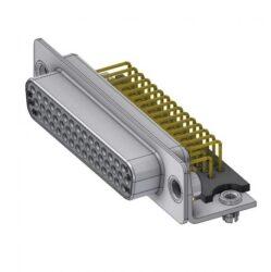 HD-D44SYC/2M47HUN-DELTRON D-Sub high-density socket 44P SPQ:32