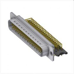 HD-D62PYC/2-DELTRON D-Sub high-density plug 62P SPQ:24pcs