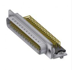 HD-D62PYC/2M47HUN-DELTRON D-Sub high-density plug 62P SPQ:24