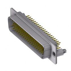 HD-D78PY/2M86UN-DELTRON D-Sub high-density plug 78P SPQ:24