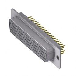 HD-D78SY/2-DELTRON D-Sub high-density socket 78P SPQ:24