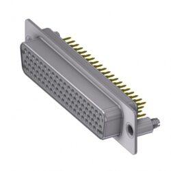 HD-D78SY/2M86UN-DELTRON D-Sub high-density socket 78P SPQ:24