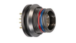 Konektor: HEN.2M.312.XLNP-LEMO: Konektor: HEN.2M.312.XLNP Female Socket 12 Pozic; RC = 7,0A; VR = 1,65 kV