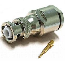 Vysokofrekvenční konektor: MHV-2103-TGN-Schmid-M: Vysokofrekvenční konektory MHV male/plug šroubovací na kabel RG 8A, 213