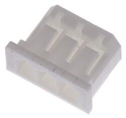 MLX51004-0300-Pouzdro konektoru řada 51004 rozteč 2mm 3cestné 1řadové přímé samice kabelová montáž Molex 51004