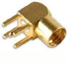 Vysokofrekvenční konektor: MMCX-5201-TGG-Schmid-M: Vysokofrekvenční konektor MMCX female/jack do DPS L = 7.00 mm ~ Amphenol MMCX6252N1-3GT30G-50 ~ Huber Suhner 85_MMCX-50-0-1/111_OE ~ Molex 73415-1001 ~ TE 1-1634010-0