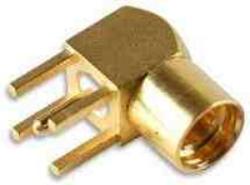 Vysokofrekvenční konektor: MMCX-5206-TGG-Schmid-M: Vysokofrekvenční konektor MMCX female/jack do DPS L = 6.55 mm ~ Amphenol MMCX6252N1-3GT30G-50 ~ Huber Suhner 85_MMCX-50-0-1/111_OE ~ Grrenpar 1-1634010-0 ~ Multicomp 37-07-1-TGG ~ Molex 73415-1001 ~ Pomona 73028