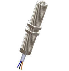 Mechanical sensor: MP601-L02- C00 M8 WITH 5 M - Microprecision: Mechanical sensor MP601 Ball NC/NO 1,5mm Cable:5m, Contact Distance:1,5mm