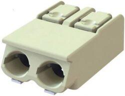 Svorkovnice: MWX901-40002E-S-DECA: SMD svorkovnice MWX901-40002E-S 2 pólová, RM=4,00mm, Wire Size 18-24AWG, 9A/250VDC