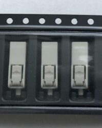Spring Terminal: MWX901-40001E-S-DECA: SMD Terminal Block MWX901-40001E-S 1Poles, Pitch 4,00mm, Wire Size 18-24AWG, 9A,/250VDC , reel