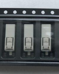 Svorkovnice: MWX901-40001E-S-DECA: SMD svorkovnice MWX901-40001E-S 1pin, RM=4,00mm, Wire Size 18-24AWG, 9A,/250VDC kotouč