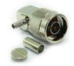 Vysokofrekvenční konektor:-Schmid-M: N-1115A-TGN Vysokofrekvenční konektor N male/plug krimpovací na kabel RG 58, 58 A, 141A ~ Telegartner J01020A0035 ~ Amphenol N1112B1-001-NT3G-1-50 ~ Huber Suhner 16_N-50-3-26/133NE ~ Molex 73276-0190 ~ Rosenberger 53S205-306N5