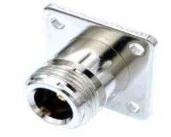 Vysokofrekvenční konektor: N-3214-TGN-Schmid-M: N-3214-TGN Vysokofrekvenční konektor N female/jack panelový ~ Rosenberger 53K401-200N5 ~ Huber Suhner 23_N-50-0-1/133_NE ~ Amphenol N6551A1-NT3G-50