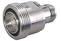 Nj-Fp-616-TGN-Schmid-M: Vysokofrekvenční adapter N Jack - F Plug