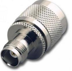 Np-TNCj-652-TGN-Schmid-M: Vysokofrekvenční adapter N Plug - TNC Jack