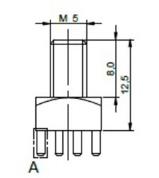 Press-Fit Power Element: PFPE 0505