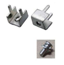 Screw terminal: Patron: TER PcB 8x8, M4 +screw - Patron: Screw terminal TER PcB 8x8, M4