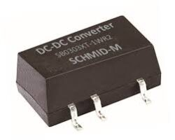 DC/DC converter: SB-0505 RT-1W - Schmid-M: SB-0505 RT-1W DC/DC converter Uin = 5V, Uout: 5 V, 1W, Ultra-thin package