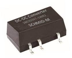 DC/DC měnič: SB-0305 T-1W-Schmid-M: SB-0305 T-1W DC / DC měnič Uin = 3,3V, Uout: 5 V, 1W, SMD