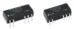 DC/DC měnič: SB-0505 RT-1WR2-Schmid-M: SB-0505 RT-1WR2 DC / DC měnič Uin = 5V, Uout: 5 V, 1W, Ultra-thin Package