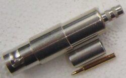 SHV konektor: SHV-2201-TGN-Schmid-M: SHV-2201-TGN; SHV JACK CRIMP / FEMALE STRAIGHT RG 58 ~ Radiall R317005000 ~ Huber Suhner 21_SHV-50-3-1 / 133_NE ~ JYEBAO: SHV8100-0058