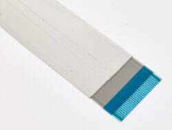 SM C01 0805 40 L:120mm Shielded 0,5mm Type A-B - Shielded FCC flat cable Pitch:0,5mm 40Pin Lenght:120mm