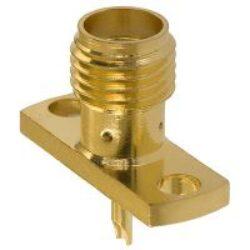 Vysokofrekvenční konektor: SMA-3211-TGG-Schmid-M: Vysokofrekvenční konektor SMA female/jack panelový; Huber+Suhner 23 SMA-50-0-12/111NE 22640096; Huber+Suhner 23 SMA-50-0-62/199NE 22544779
