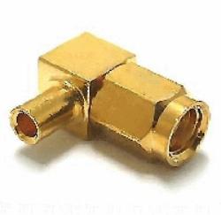 Vysokofrekvenční konektor: SMC-7102-TGG-Schmid-M: Vysokofrekvenční konektory SMC male/plug na Semi-rigid kabel RG 405/u (0,085); Huber+Suhner 16 SMC-50-2-25/111NE 22644126; Huber+Suhner 16 SMC-50-2-25/111NH 23003713