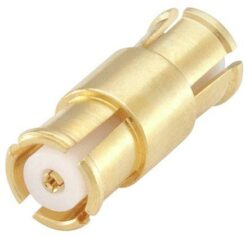 SMP-604b-TGG-6,45mm SMP Adapter Bullets Female-Female - Schmid-M: SMP-604b-TGG-6,45mm SMP-SMP Adapter Bullets Female-Female 50 Ohm, Frequency Max-26,5GHz ~ Rosenberger 19K101-K00L5