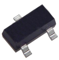 Diode: BAS19 SMD-Diode: switching; SMD; 120V; 200mA; 50ns; Package: reel,tape; SOT23