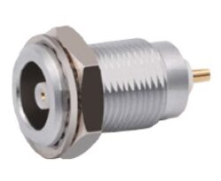 Connector: 00SZ1250CLL-MOCO: Connector 00SZ1250CLL 00S series 1 pin coaxial fixed socket