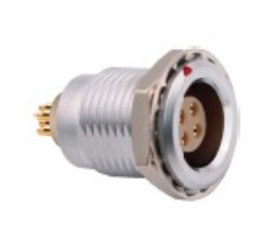 Connector: 0BZ1G05CLL - MOCO: Connector 0BZ1G05CLL 0B series 5 pin fixed socket