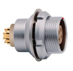 Connector: 3BZ3G30CLL-MOCO: Connector 3BZ3G30CLL 3B series 30 pin fixed socket with back panel mount