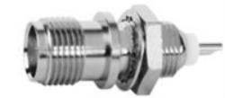 Vysokofrekvenční konektor: TNC-4201-TGN-Schmid-M: Vysokofrekvenční konektor TNC female/jack bulkhead
