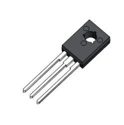 Tranzistor: BD139-16-Transistor: NPN; bipolar; 80V; 1.5A; 12.5W; TO126