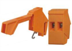Trafo svorka: TSCB4-01P-15-01A (H)-Degson: Trafo svorka TSCB4-01P-15-01A (H) RM7,5mm;1Pólová; 450V; 32A; 32,8x19,3