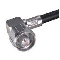 VF konektory N male/plug krimpovací na kabel