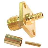 RF Coaxial Connectors SMA Female/Jack