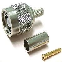 VF konektor TNC 75Ohm male/plug