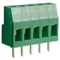 Svorkovnice do DPS RM 7,50mm a 7,62mm 5 pólové