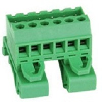 Plug-In Rail-Mounted Terminal Blocks