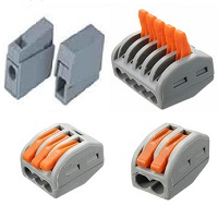 Spring Terminal Block Wire to Wire