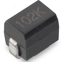 SMD vinuté tlumivky s feritovým jádrem 2220 (5,6x5x5mm)