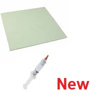 Heatsinks and thermally conductive materials