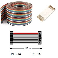 Flat and FCC cables