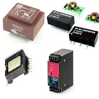 Sources and AC / DC and DC / DC converters